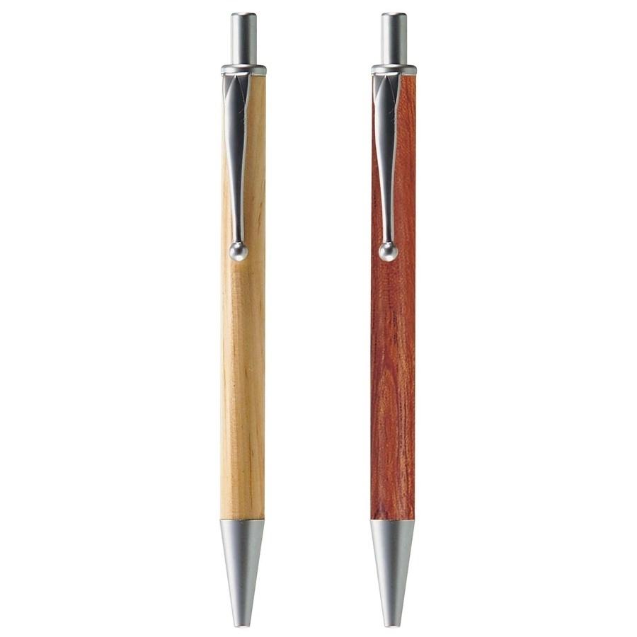 stylo publicitaire en hêtre