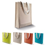 Sac Shopping Jute / Coton