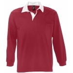 Polo Rugby Homme Coton 280 g