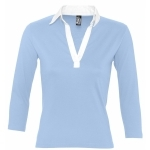 Polo Rugby Femme Coton 190 g