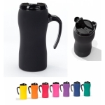 Mug isotherme coloré 450ml