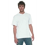 Tee-Shirt Homme  Col V 145 g